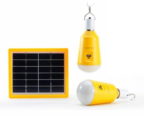 K027太阳能照明套装