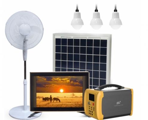 K011家用太阳能系统