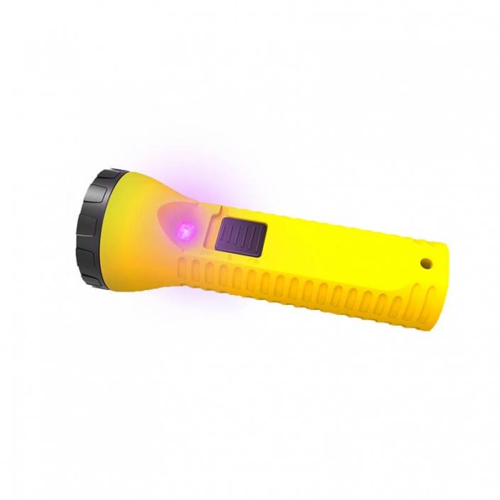 Solar Torch With UVC light