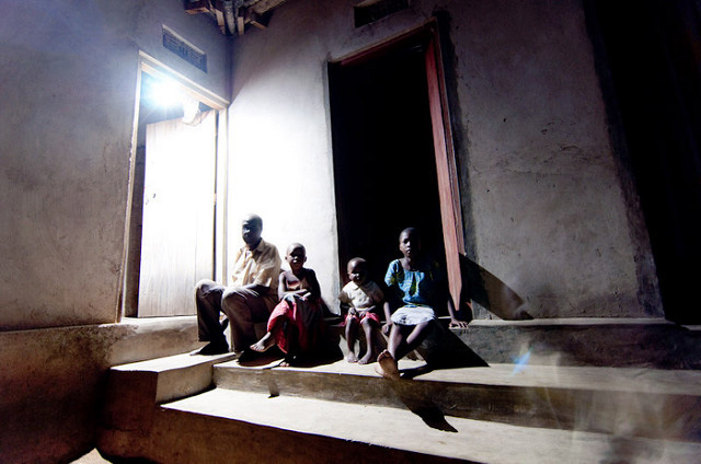 Paygo solar home system family
