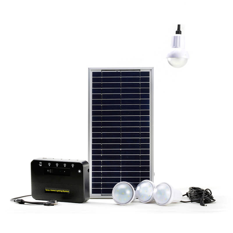 K015 Solar home lighting system
