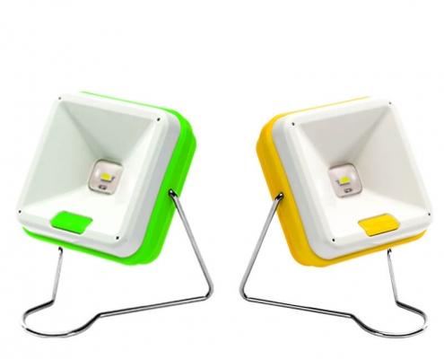 Lampe de lecture solaire L001