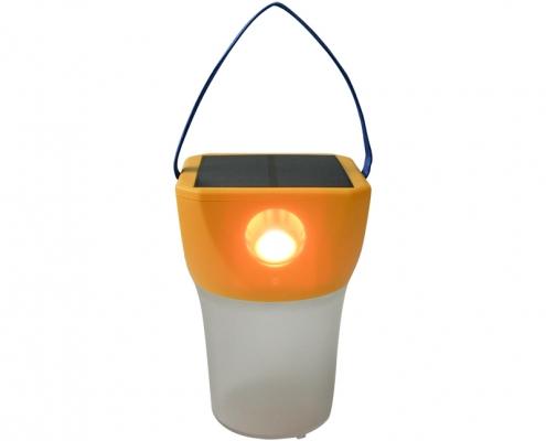 Lampe solaire extérieure